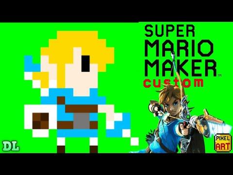 Como Dibujar A Link De The Legend Of Zelda Breath Of The