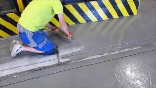Rival Floor polyuretanbetonová podlaha
