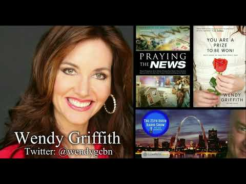 Wendy Griffith -  Co-Host of The 700 Club - Co-Anchor Of Christian World News -  CBN - Author