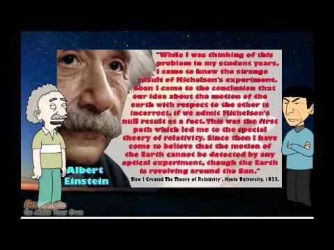Einstein on Geocentricity