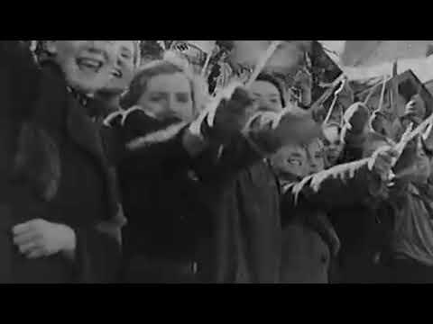 Захватили Австрию, 1938, Гитлер торжествует. Лидеры Европы опустили головы. Негодует только СССР