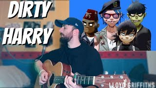 Gorillaz - Dirty Harry - Cover