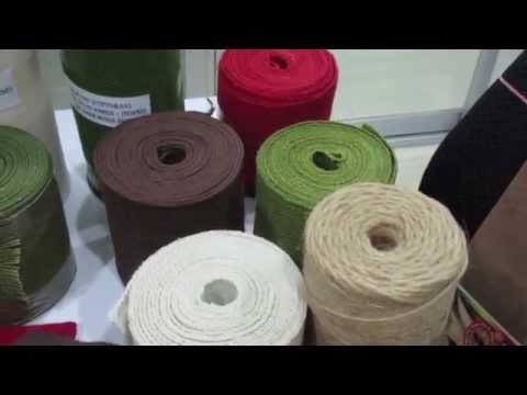 Best Burlap Ribbons in various Colors and Patterns