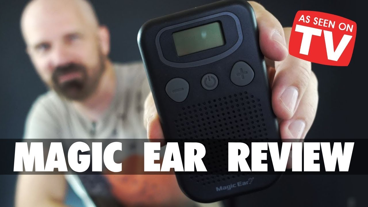 magic ear review as seen on tv sound amplifier youtube. Black Bedroom Furniture Sets. Home Design Ideas