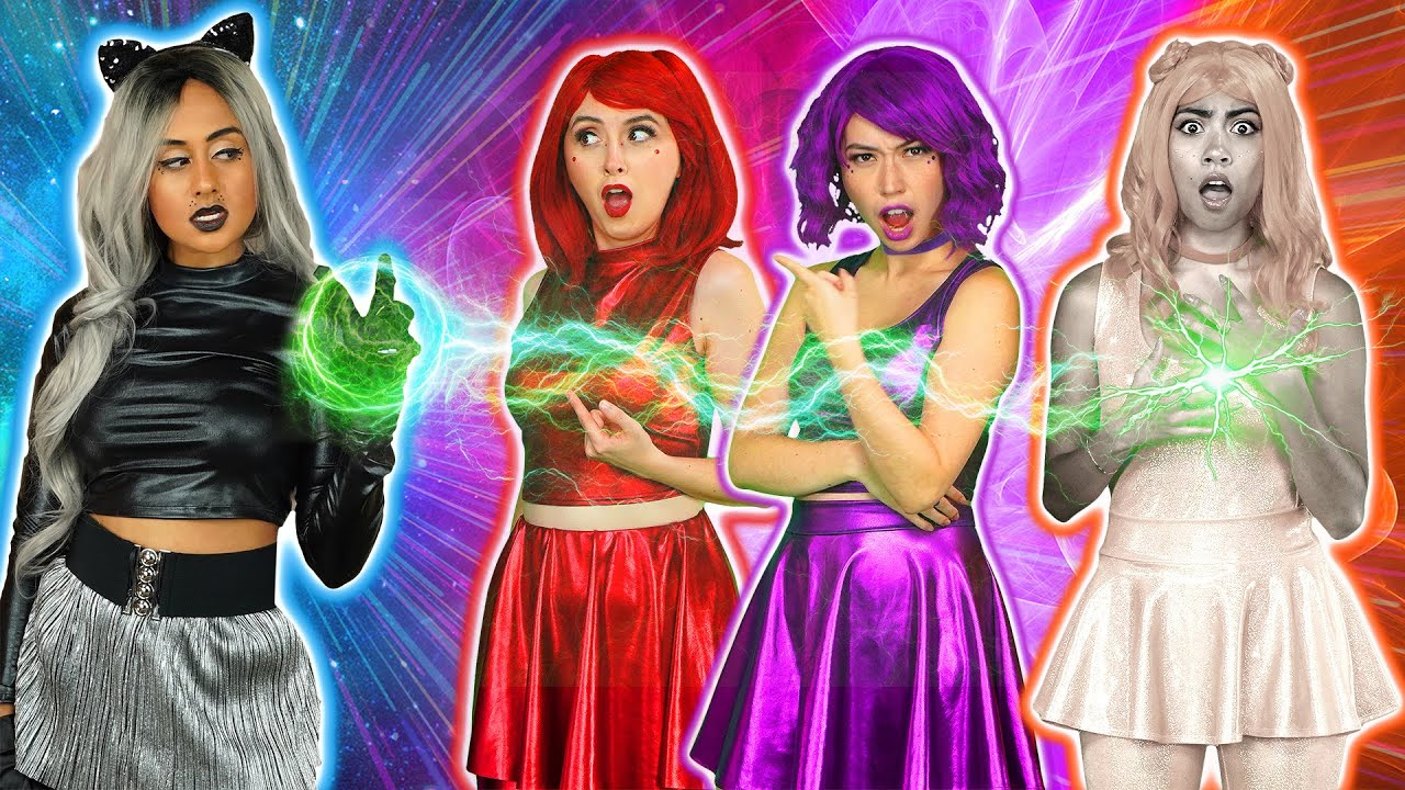 FIREWORKS (MUSIC VIDEO). THE SUPER POPS VS CATASTROPHE VILLAIN. Totally TV Originals