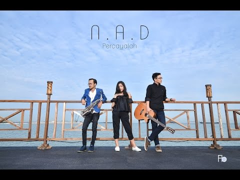 Afgan ft. Raisa - Percayalah ( NAD Cover )
