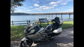 Review One Year Later on the 2012 BMW K1600 GTL - Trading Back for a Harley Davidson Touring Model