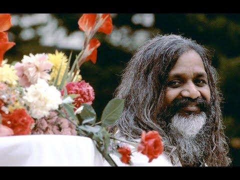 Maharishi Mahesh Yogi on Free Will - audio