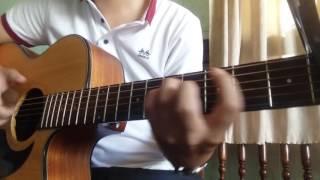 Hướng dẫn guitar Ông Bà Anh ( rất dễ chơi )