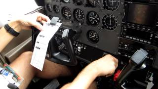 How To Start A Cessna 172 SP