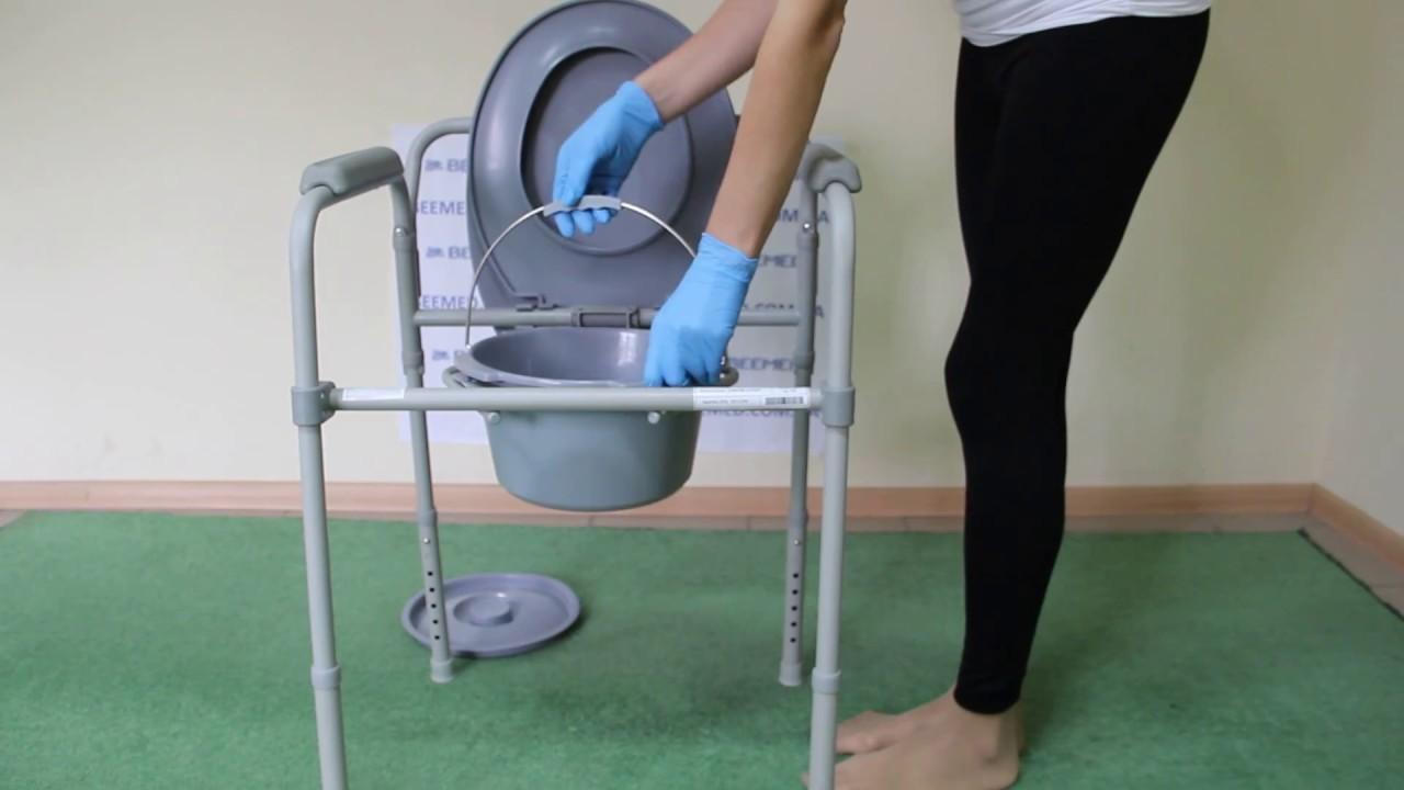 Стул для туалета для больных своими руками фото 410