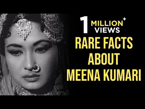 The Life And Death of Meena Kumari | Tabassum Talkies