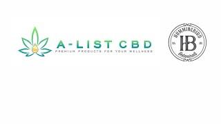 A-List CBD Podcast 01 (ft Hummingbird Botanicals)