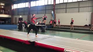 Teamgym - OCR23 2019 - Red squad - Tumbling