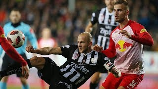 LASK Linz vs. Red Bull Salzburg/ 3:3 - Full Match - 28.10.2018