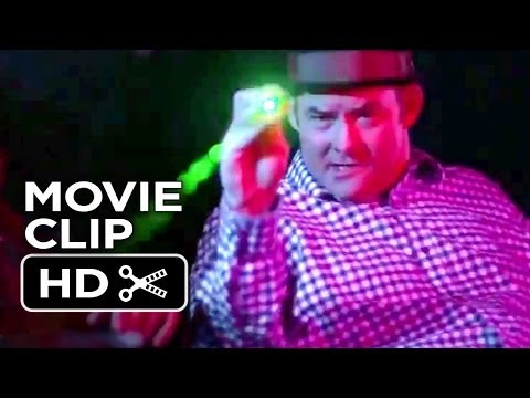 Cheap Thrills Movie CLIP - Strip Club (2013) - David Koechner Movie HD