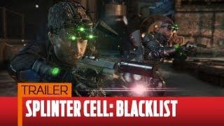 """Splinter Cell: Blacklist - """"Transformation"""" trailer"""