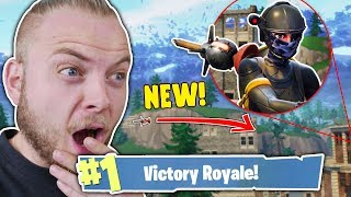 ACROSS THE MAP CLINGER KILL!! - FORTNITE BATTLE ROYALE