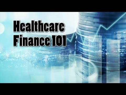 Healthcare Finance 101 with Steve Febus