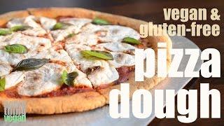 Pizza Dough (vegan & Gluten-free) Something Vegan