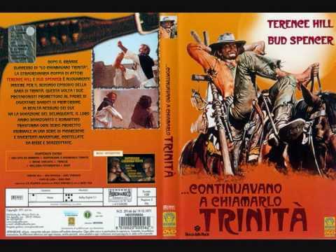 Bud Spencer e Terence Hill - ..Continuavano a chiamarlo trinità - SOUNDTRACK