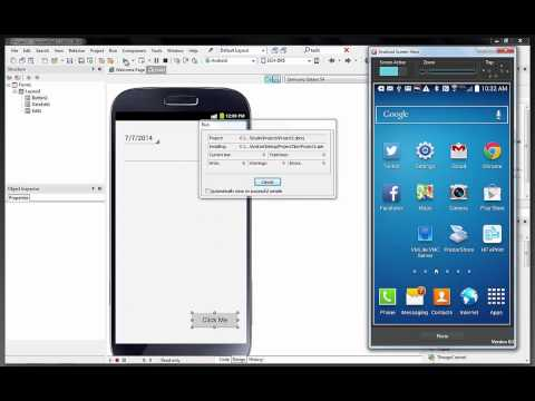 Mobile Summer School - Lesson 1 Object Pascal - Hello World! My First Multi-Device App
