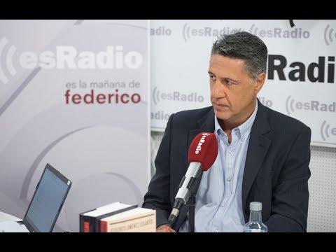 Federico Jiménez Losantos entrevista a Xavier García Albiol