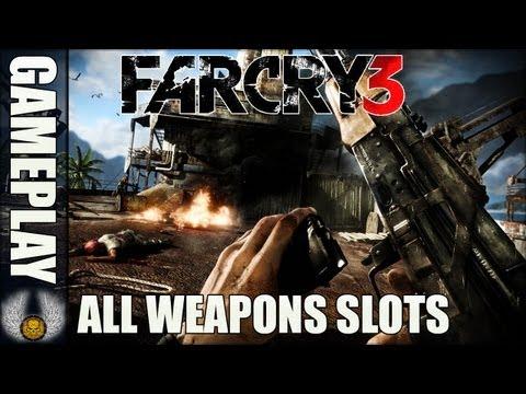Far Cry 3 Tutorial Todos Acessos Rapidos de Armas