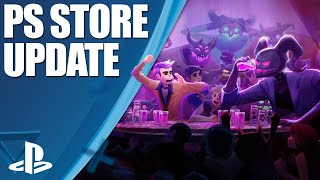 PlayStation Store Highlights - 30th October 2019
