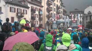 Ultra Trail du Mont-Blanc - Départ UTMB 2014