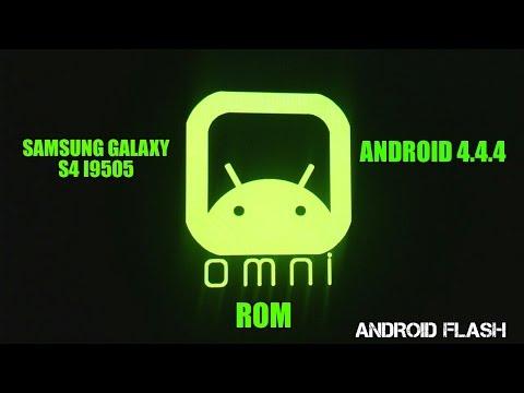 OMNI ROM+ROOT [4.4.4] [ S4 I9505 ]