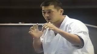1990年12月1~2日 東京体育館 掌道鍼灸整骨院 http://www.medifeel-q.com.
