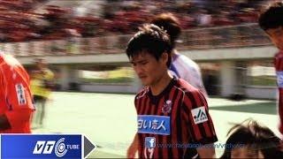 VTCTube tường thuật Công Vinh thi đấu tại Nhật | VTC