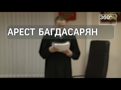 Багдасарян получила шесть суток ареста