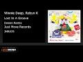 Winnie Deep, Robyn K - Lost In A Groove (Dwson Remix)