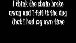 Buried Myself Alive (lyrics) - The Used.wmv