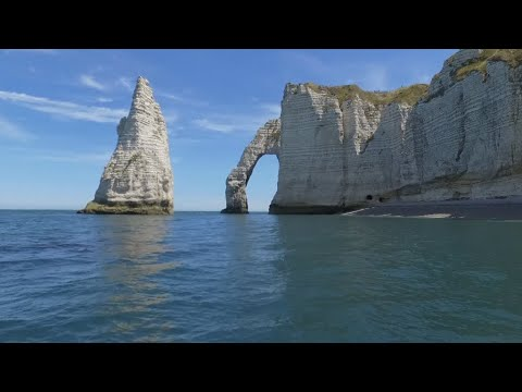 From Granville to Étretat, the jewels of France's Normandy coastline