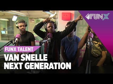 Keizer - Plus Min (Van Snelle remix) | FunX Talent Next Generation