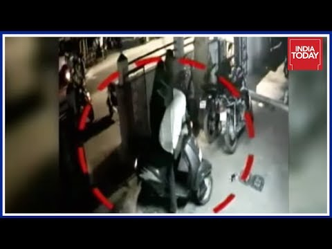 Lawyer Hacked To Death In Madurai Caught On  CCTV