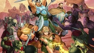 O que é Dungeons and Dragons: Chronicles of Mystara? (PC, Xbox 360, PS3) [BR]