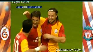 2011 2012 Galatasaray <b>Liverpool</b> 3-0 Özel Maç