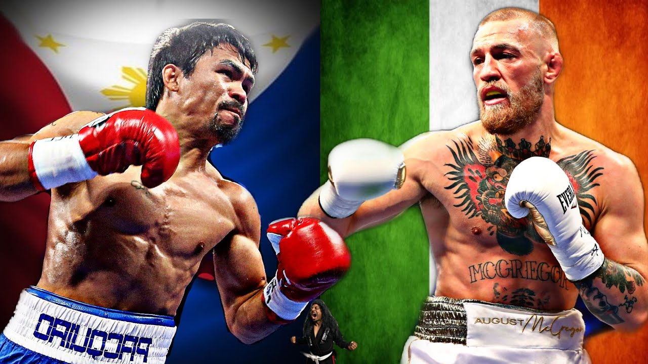 Pacquiao VS Mcgregor - BAD FOR BOXING   GOOD CAUSE