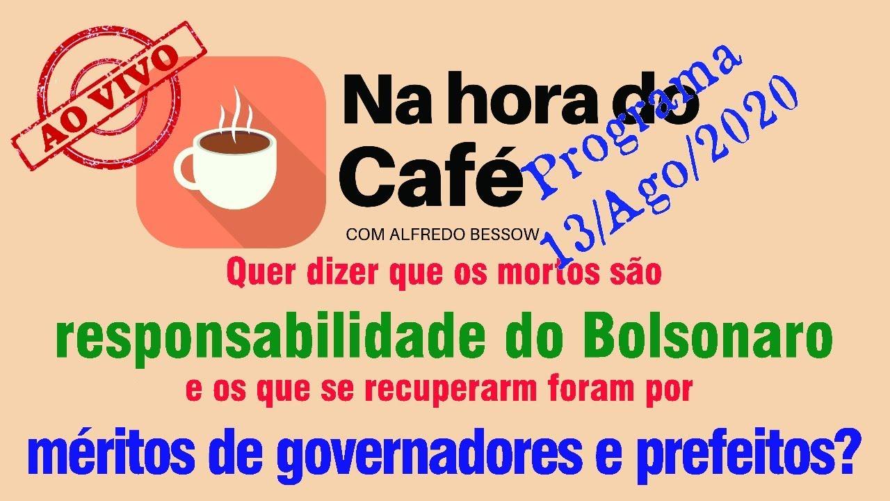 Na hora do café - Milagre! No Brasil, só se morre de uma morte