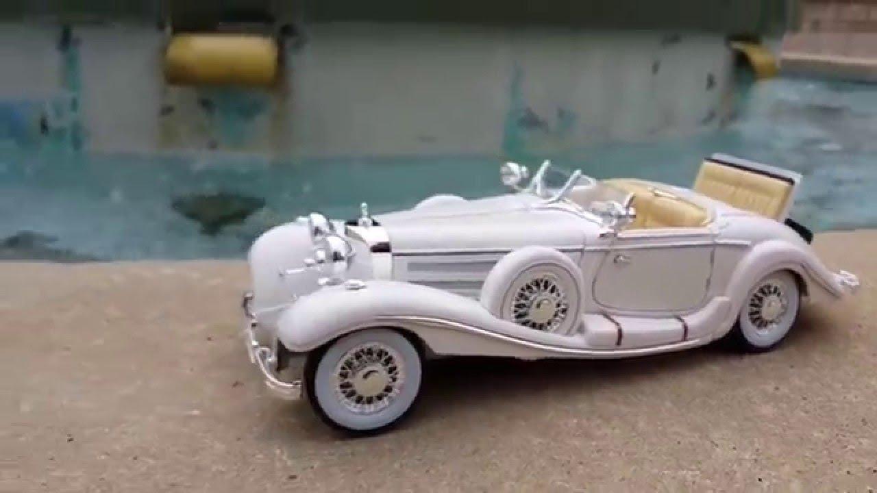 Maisto  Mercedes Benz K