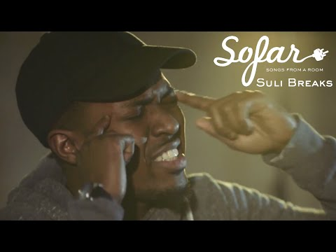 Suli Breaks - My Generation | Sofar London