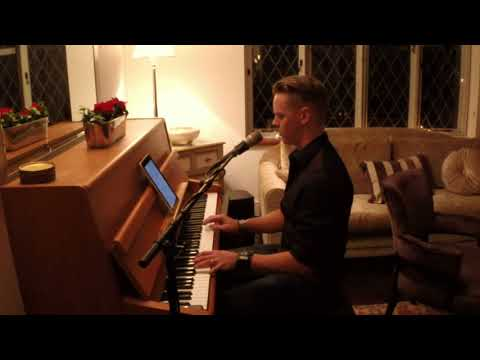 """Tim Owen live performance of """"Home"""" by Michael Bublé"""