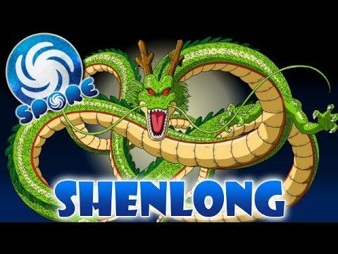 SHENLONG do Dragon Ball - SPORE