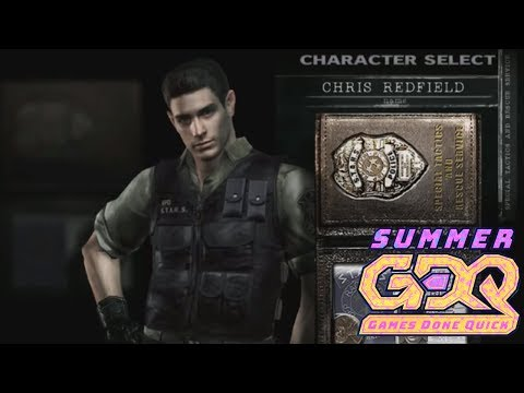 Resident Evil HD Remaster by Pessimism in 1:31:00 - SGDQ2018