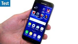 Samsung Galaxy S7 im Test | deutsch / german