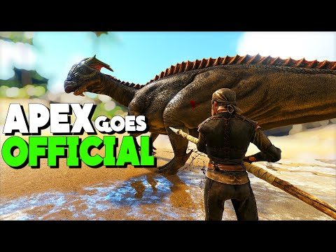 Starting out Solo! | Solo New Official PvP Servers | ARK: Survival Evolved | Ep 1